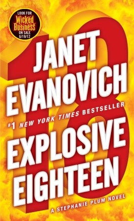 Explosive Eighteen, by Janet Evanovich