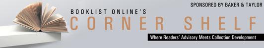 Booklist Online Corner Shelf