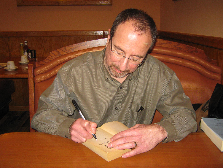 DeSario signing Sanctuary