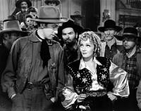 Jimmy Stewart & Marlene Dietrich
